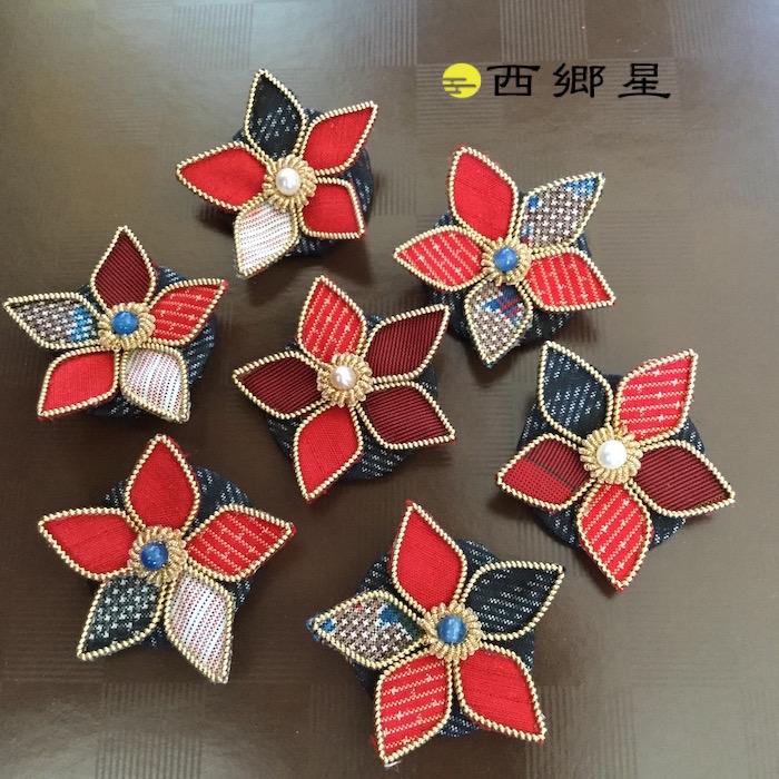 大島紬の作品